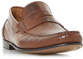 Bertie Primus Leather Penny Loafers