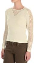 Barbour Ratio Fine-Gauge Knit Sweater - Merino Wool-Alpaca (For Women)