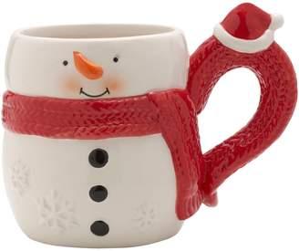 Pfaltzgraff Snowman Mug