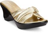 Callisto Athena Alexander by Gaylenn Wedge Sandals