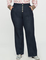 Plus Size Women Wide Leg Jeans - ShopStyle