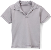 Flap Happy Silver Polo Shirt - Infant, Toddler & Boys