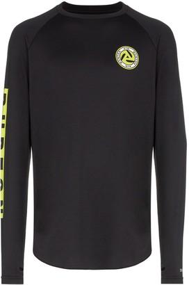 Burton Roadie badge print long-sleeve T-shirt