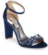 Badgley Mischka Women's Barby Ankle Strap Sandal