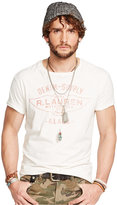 Denim & Supply Ralph Lauren Motorcycle Jersey T-Shirt