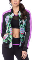 Trina Turk Strong At Heart Bomber Jacket
