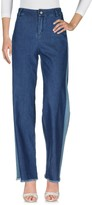 Manila Grace Denim pants - Item 42651985