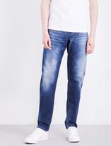 Diesel Larkee regular-fit tapered jeans