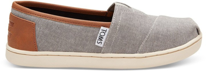 653b287a3094c Frost Grey Chambray Youth Classics