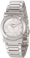 "Salvatore Ferragamo Women's F75SBQ9901 S099 ""Vega"" Polished Stainless Steel Watch"