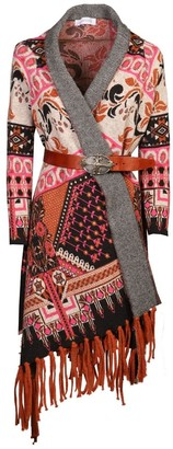 Knit Long Cardigan Annunziata
