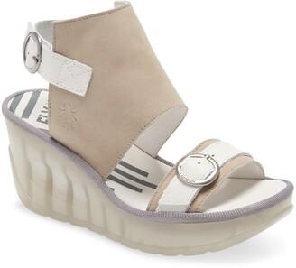 Fly London Jeno Wedge Sandal