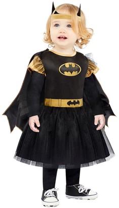 Batman Batgirl Toddler Costume