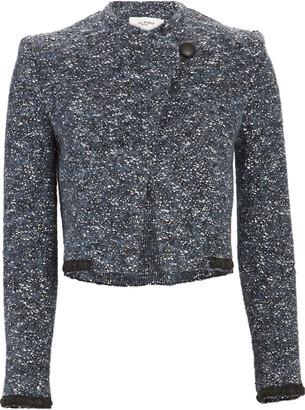 Etoile Isabel Marant Hakuni Cropped Boucle Jacket