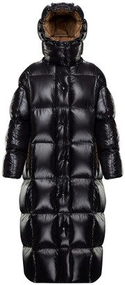 Moncler Parnaiba Long Down Coat