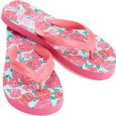 Vineyard Vines Run For The Roses Flip Flops