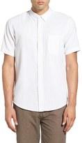 Ezekiel Men's 'Highland' Regular Fit Short Sleeve Woven Shirt