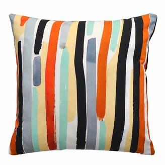 One Nine Eight Five Paint Stripe Cushion