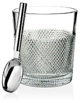 Waterford Diamond Line Ice Bucket with Scoop
