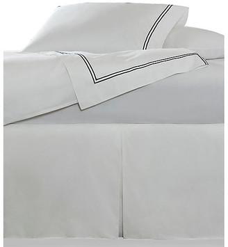 Sferra Grande Hotel Bed Skirt - White Cal King
