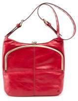 Hobo Minette Leather Shoulder Bag