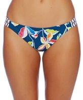 Splendid Women's Tropical Traveler Strap Pant Bikini Bottom