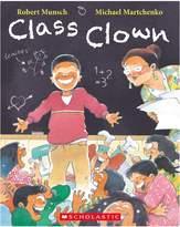 Scholastic Robert Munsch Class Clown Book