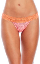 Cosabella Never Say Never Two-Tone Thong