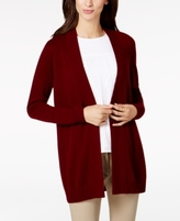 Charter Club Petite Cashmere Duster Cardigan, Created for Macy's