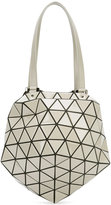 Bao Bao Issey Miyake geometric structured shoulder bag - women - Polyester/Polyurethane - One Size