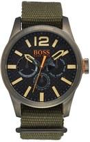 BOSS ORANGE Men's 'Paris' Multifunction Watch, 47Mm