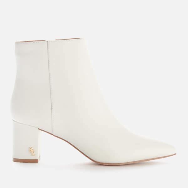 79e56f9e062 London Women's Burlington Leather Heeled Ankle Boots