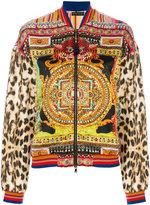 Etro dragon design jacket