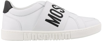 Moschino Logo Band Sneakers
