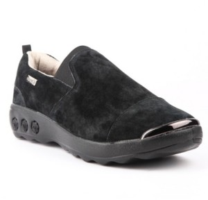 THERAFIT Shoe Samantha Suede Slip On Casual Shoe Women's Shoes