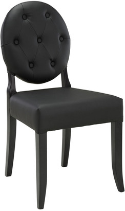 Modway Button Tufted Dining Side Chair