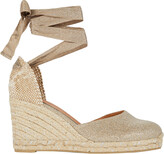 Thumbnail for your product : Castaner Carina 80 Espadrille Wedges