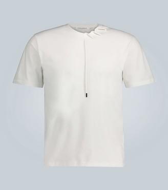 Craig Green Laced crew neck T-shirt