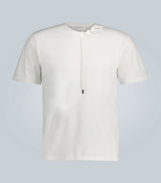 Craig Green Laced crewneck T-shirt