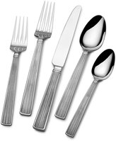 Mikasa Towle® Living Twill 45 Piece Flatware Set