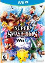 Nintendo Super Smash Bros Wii U