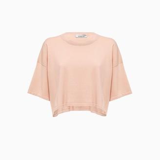 Laneus Crop T-shirt Mgd1414