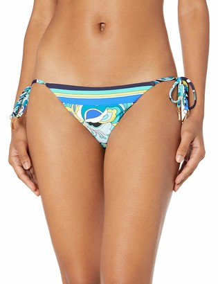 Trina Turk Women's Tie-Side Hipster Pant Bikini Bottom