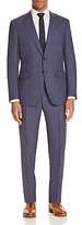 Canali Micro Pattern Classic Fit Travel Suit