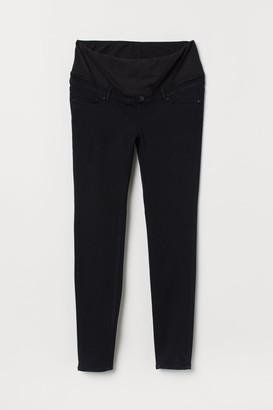 H&M MAMA Superstretch trousers