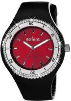 Axcent of Scandinavia Axcent IX15604-09 Exotic - Wristwatch Women's, Rubber, Band Colour: Black