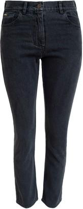 Nanushka Sachi Straight Leg Jean