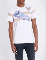 Diesel T-joe-na cotton-jersey T-shirt