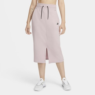 Nike Women's Skirt Sportswear Tech Fleece