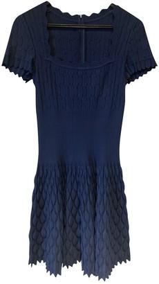 Alaia Navy Dress for Women